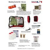 Bleeding Control Kit Deluxe