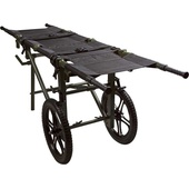 Wheeled Litter Carrier