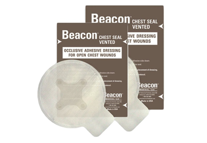 Beacon Twin Pack Vented Chest Seal