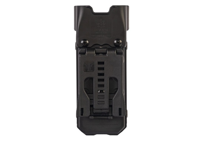 Rigid GEN7 TQ Case with shirt shield - Black