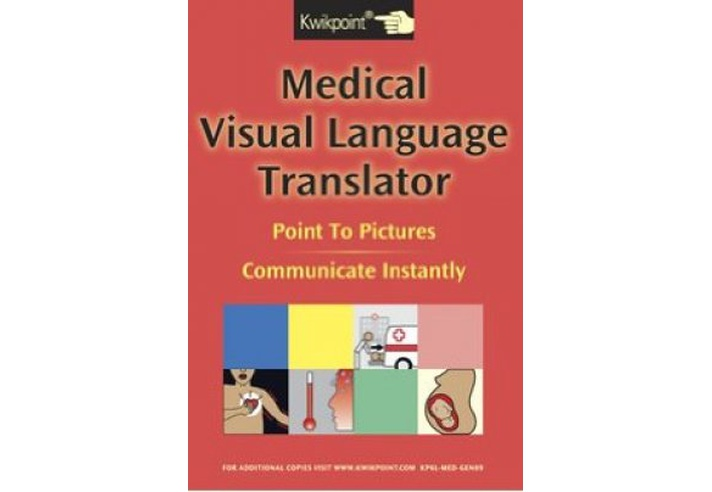 Kwikpoint Medical Visual Language Translator